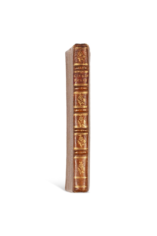 CLAYNAERTS (Nicolas)Peregrinationumac de rebus Machometicis epistolae elegantissimae. Louvain, - Image 2 of 2