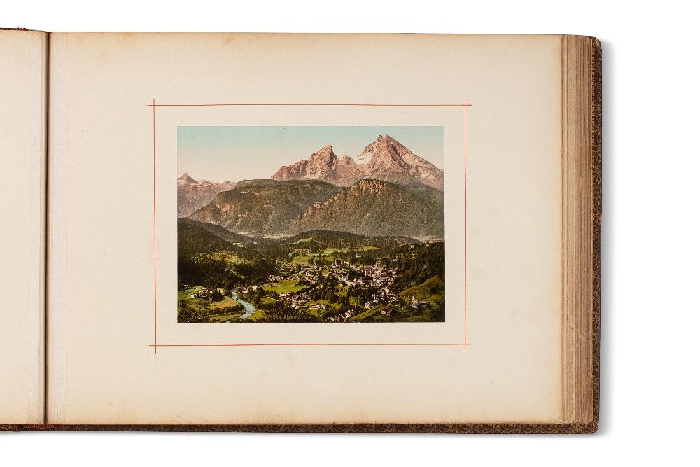 Album de photographiesGrand album à l'italienne, avec environ 80 photographies dont Grenade (17), - Image 3 of 3