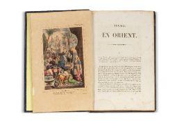 GOUPIL-FESQUET (Frédéric) & VERNET (Horace)Voyage en Orient fait avec Horace Vernet en 1839 et 1840.