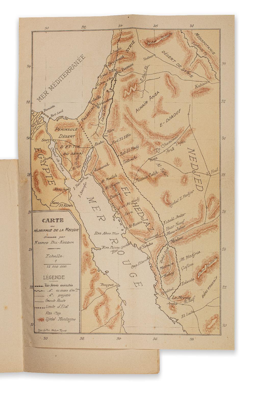 M'hamed BEL-KHODJA (1869-1943)Le Pèlerinage de La MecqueTunis, 1906, publication après parution - Image 3 of 3
