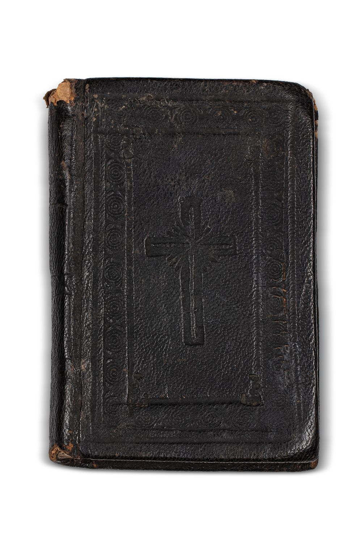 Livre de prières selon la liturgie de Saint Jean ChrysostomeCopié par Ilyâs b. Zakharya Ibn Shadîd - Image 3 of 3