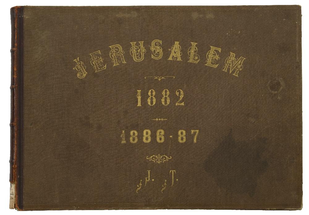 """Félix BONFILS (1831-1885)""""Jérusalem 1882-1886-87"""" Personnalités, types et petits métiers (46) : - Image 4 of 4"""