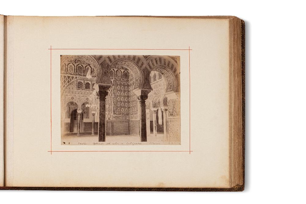 Album de photographiesGrand album à l'italienne, avec environ 80 photographies dont Grenade (17), - Image 2 of 3