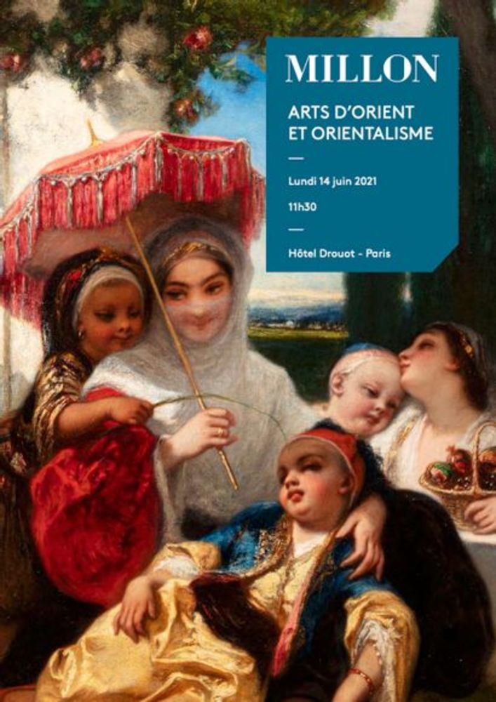 Islamic & Indian Arts and Orientalist Paintings