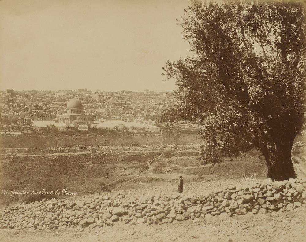 """Félix BONFILS (1831-1885)""""Jérusalem 1882-1886-87"""" Personnalités, types et petits métiers (46) : - Image 3 of 4"""