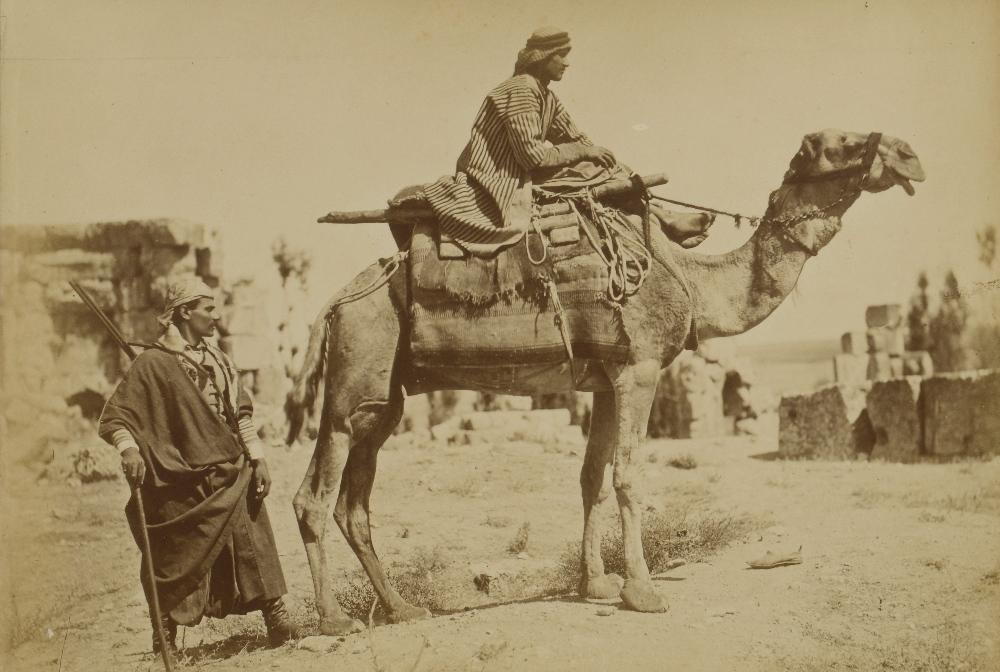 """Félix BONFILS (1831-1885)""""Jérusalem 1882-1886-87"""" Personnalités, types et petits métiers (46) : - Image 2 of 4"""
