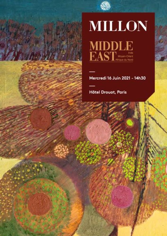 Modern & contemporary art from the Middle East & North Africa