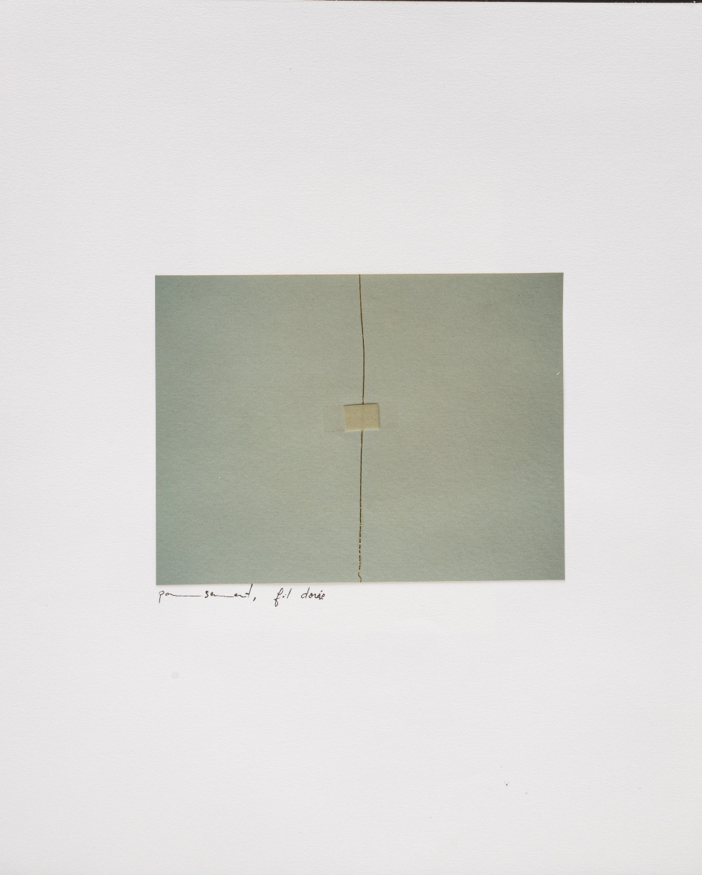 Safaâ ERRUAS (Tétouan 1976)Portfolio, 2000Ensemble de 8 feuillets réunis dans un portfolio - - Image 4 of 9
