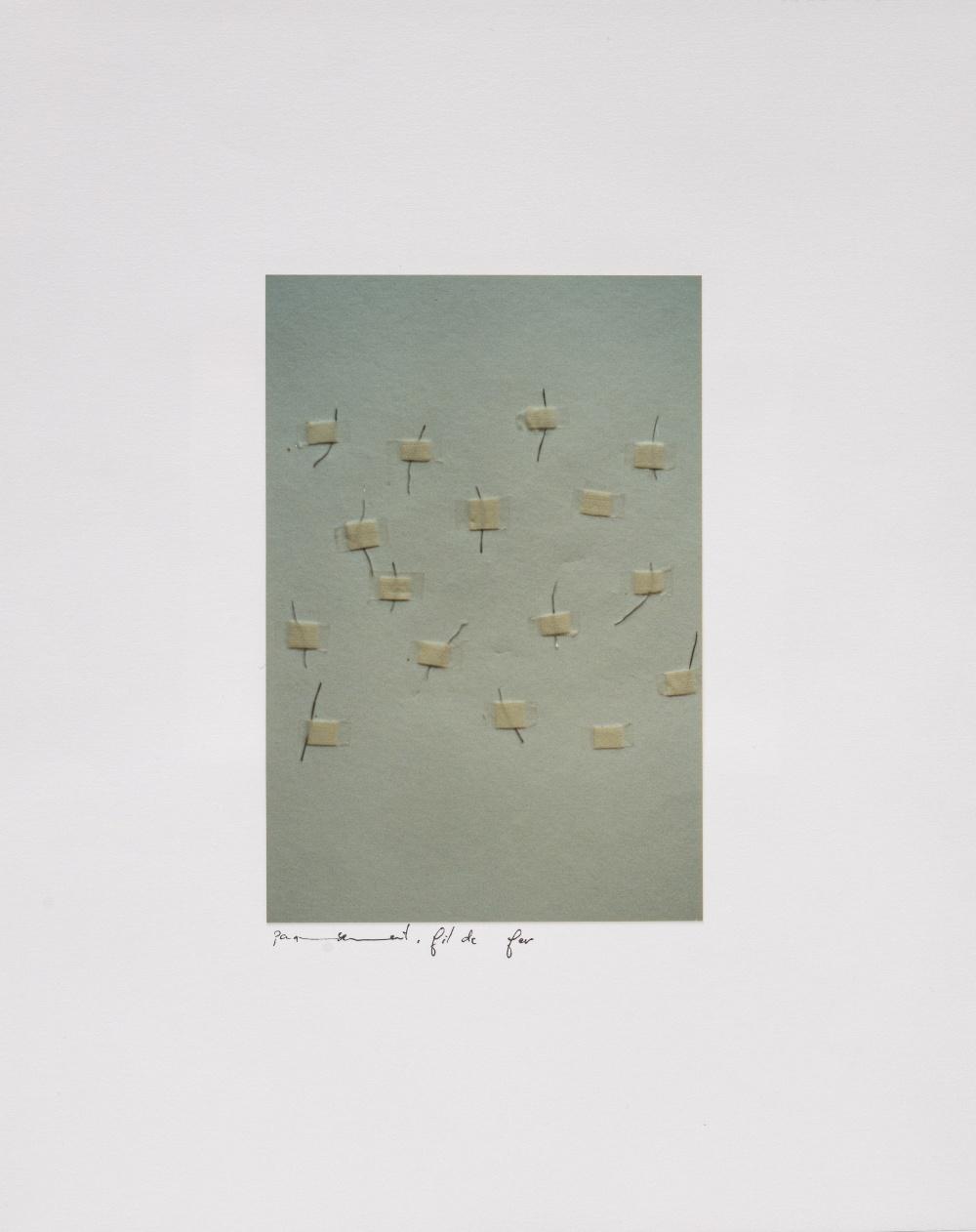 Safaâ ERRUAS (Tétouan 1976)Portfolio, 2000Ensemble de 8 feuillets réunis dans un portfolio - - Image 2 of 9
