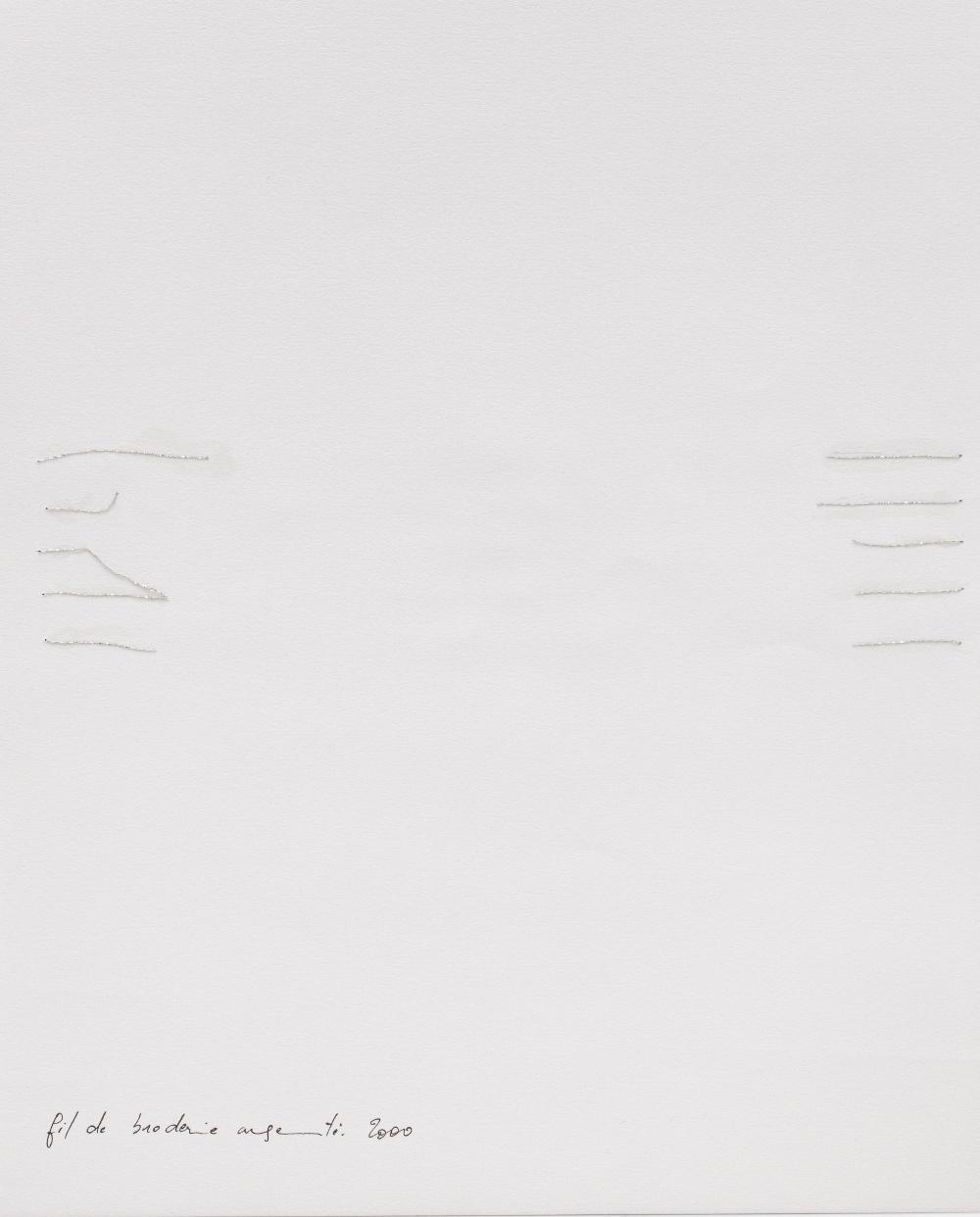 Safaâ ERRUAS (Tétouan 1976)Portfolio, 2000Ensemble de 8 feuillets réunis dans un portfolio - - Image 8 of 9