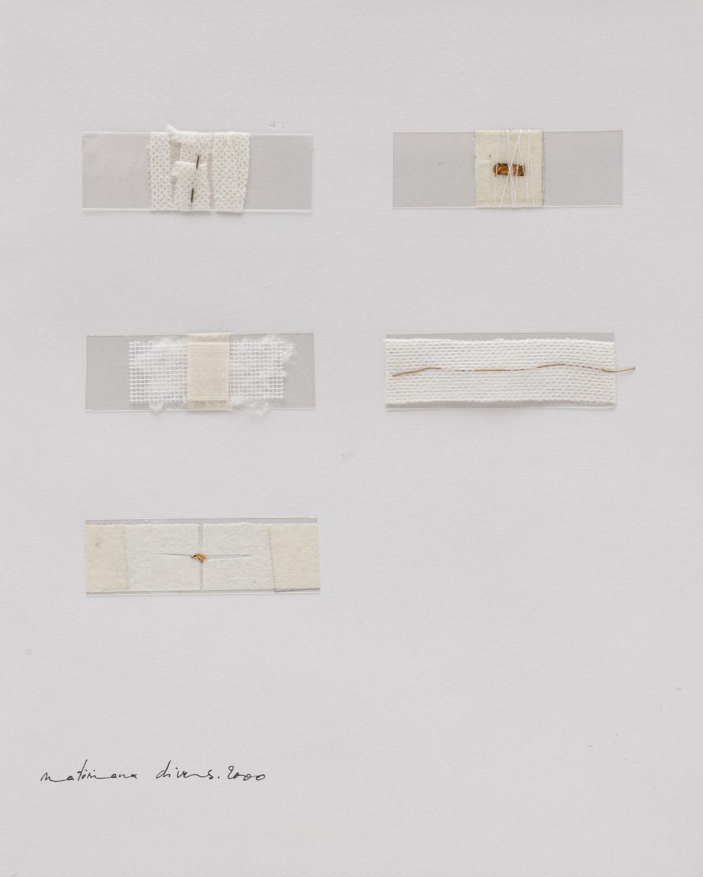Safaâ ERRUAS (Tétouan 1976)Portfolio, 2000Ensemble de 8 feuillets réunis dans un portfolio - - Image 6 of 9