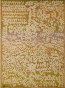 Charles Hossein ZENDEROUDI (Téhéran, 1937)Sans titreLithographie en couleurs, Épreuve d'artiste 76,3