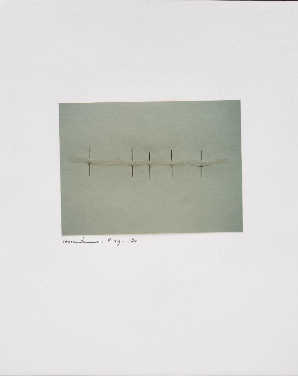 Safaâ ERRUAS (Tétouan 1976)Portfolio, 2000Ensemble de 8 feuillets réunis dans un portfolio - - Image 7 of 9