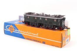 Roco 4143Roco 4143, DB E-Lok 116 019-1, grün, sehr gut erhalten, Inlay beschriftet, O