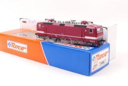 Roco 43680Roco 43680, DR E-Lok 143 543-4, rot, sehr gut erhalten, Kleinteile beiliegen