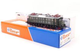 Roco 43717Roco 43717, DB E-Lok E 17 07, grün, sehr gut erhalten, Kleinteile beiliegen