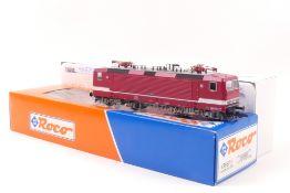 Roco 43687 DRoco 43687 D, DR E-Lok 143 225-0, Dummy, rot, sehr gut erhalten, Kleintei