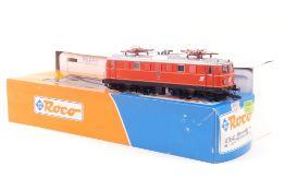 Roco 43641Roco 43641, ÖBB E-Lok 1141.05, rot, sehr gut erhalten, Kleinteile beiliegen