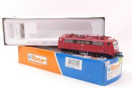 Roco 43412Roco 43412, DB E-Lok 111 068-3, rot, sehr gut erhalten, Kleinteile beiliegen