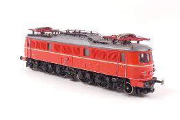 Roco 04141ERoco 04141E, ÖBB E-Lok 1018.01, rot, gut erhalten