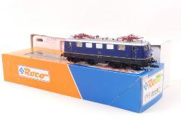 Roco 43636Roco 43636, DB E-Lok E41 004, blau, sehr gut erhalten, Kleinteile beiliegend