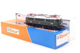 Roco 43663Roco 43663, ÖBB E-Lok 1018 005-7, grün, 150 Jahre Eisenbahn, sehr gut erha