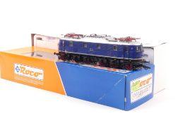 Roco 43659Roco 43659, DB E-Lok E18 045, blau, sehr gut erhalten, Kleinteile beiliegend
