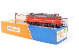 Roco 43434Roco 43434, ÖBB E-Lok 1018 002-4, rot, sehr gut erhalten, Kleinteile beilie