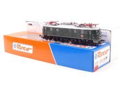 Roco 43732Roco 43732, ÖBB E-Lok 1018 101, grün, mit grauem Dach, sehr gut erhalten,