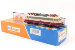 Roco 43425Roco 43425, DB E-Lok 112 489-0, rot/beige, sehr gut erhalten, Kleinteile bei