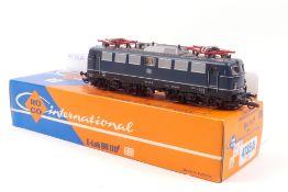 Roco 4135ARoco 4035A, DB E-Lok 110 147-6, blau, sehr gut erhalten, Inlay beschriftet,