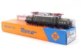 Roco 04169 ARoco 04169 A, ÖBB E-Lok 1020 44, grün, sehr gut erhalten, Kleinteile bei