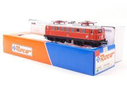 Roco 43643Roco 43643, ÖBB E-Lok 1141.09, rot, sehr gut erhalten, Kleinteile beiliegen