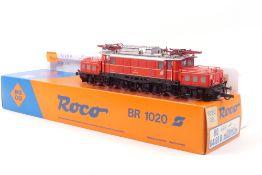 Roco 04169 BRoco 04169 B, ÖBB E-Lok 1020 03, gut erhalten, leichte Gebrauchsspuren, K