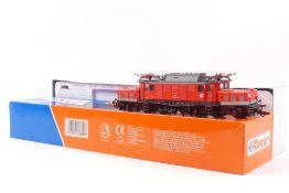 Roco 43669Roco 43669, ÖBB E-Lok 1020.003-8, rot mit grauen Streifen, sehr gut erhalte