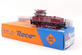 Roco 04129ARoco 04129A, DB E-Lok 160 012-1, rot, sehr gut erhalten, Kleinteile beilieg