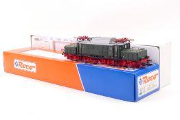 Roco 43713Roco 43713, DR E-Lok 254 020-1, grün nit rotem Fahrwerk, sehr gut erhalten,