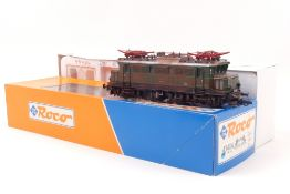 Roco 43404Roco 43548, DB E-Lok E44 004, grün, galtert, sehr gut erhalten, Kleinteile