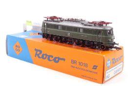 Roco 43435Roco 43435, ÖBB E-Lok 1018.07, grün, sehr gut erhalten, Kleinteile beilieg