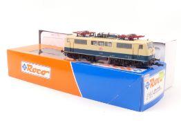 Roco 43413Roco 43413, DB E-Lok 111 026-1, blau/beige, sehr gut erhalten, Kleinteile be