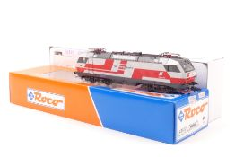 Roco 43822Roco 43822, ÖBB Rail Cargo Austria E-Lok 1014 011-9, rot/grau, sehr gut erh