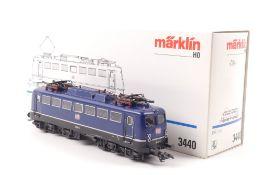 "Märklin 3440Märklin 3440, Elektrolok ""110 155-9"" der DB, Umbau auf 2L-Gleichstrom oh"