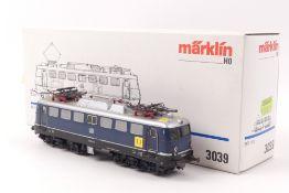 """Märklin 3039Märklin 3039, Elektrolok """"110 234-2"""" der DB, analog, Alters- und Gebrauc"""