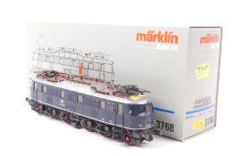 """Märklin 3768Märklin 3768, Elektrolok """"118 024-9"""" der DB, fx-Digital-*-Technik, Adres"""