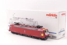 """Märklin 3353Märklin 3353, Elektrolok """"120 104-5"""" der DB, analog, Wechselstrom, Lok b"""