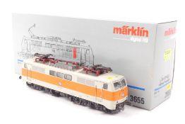 """Märklin 3655Märklin 3655, Elektrolok """"111 133-5"""" der DB, Digital-Technik, Adresse 13"""