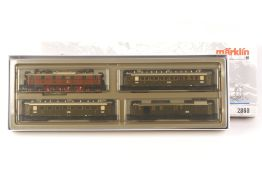 "Märklin 2860Märklin 2860, Bayerischer Reichsbahn-Schnellzug, Elektrolokomotive ""2153"