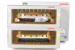 Märklin 3367Märklin 3367, Doppelpackung, E-Loks der BR E18, sehr gut erhalten, BR 11