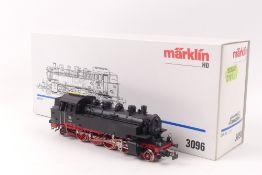 """Märklin 3096Märklin 3096, """"BR 86 173"""" der DB, analog, beklebt, sonst sehr guter Zust"""
