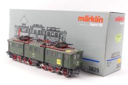 """Märklin 3629Märklin 3629, Elektrolok """"191 099-1"""" der DB, Digital -Technik, Räder ni"""